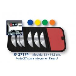 Porta Cd´s: 27174