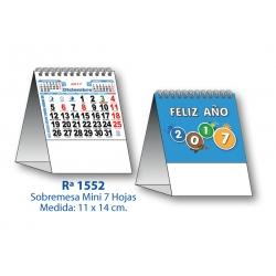Calendario: 1552