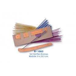 Set Aromas: 1063