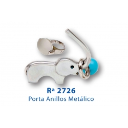 Porta Anillos: 2726