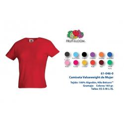 Camiseta Mujer: 610460C