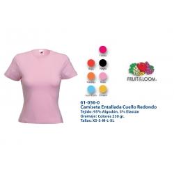 Camiseta Mujer: 610560C