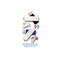 Memoria USB: 1197