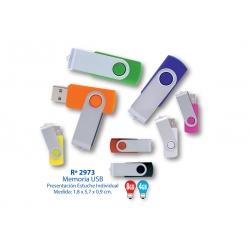 Memoria USB: 2973