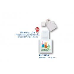 Memoria USB: 15174