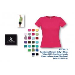 Camiseta Mujer: BCTW012C