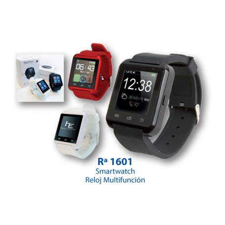Smartwatch: 1601