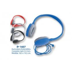 Auriculares: 1607