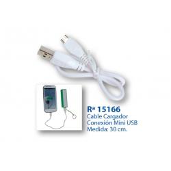 Cable cargador: 15166