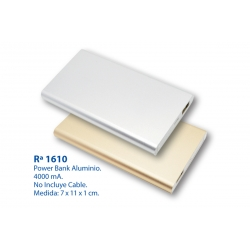 Power Bank: 1610