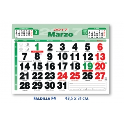 F4 (43,5 Mensual)