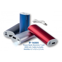Power Bank: 16505
