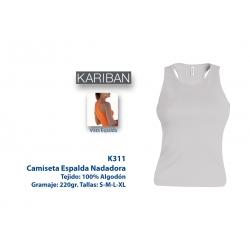 Camiseta Mujer: K311B