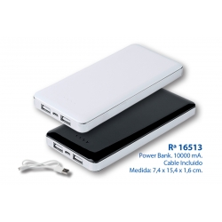 Power Bank: 16513