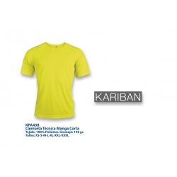 Camiseta: KPA438B