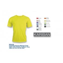 Camiseta: KPA438C