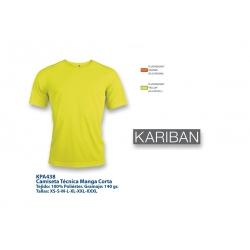 Camiseta: KPA438F