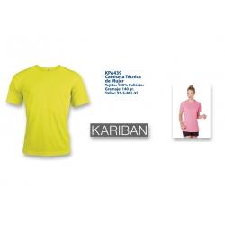 Camiseta: KPA439B