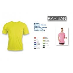 Camiseta: KPA439C