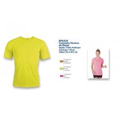 Camiseta: KPA439F