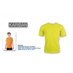 Camiseta: KPA445B