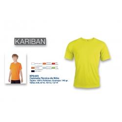 Camiseta: KPA445C