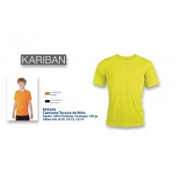 Camiseta: KPA445F