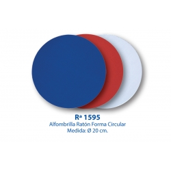 Alfombrilla: 1595