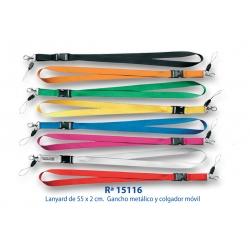 Lanyard: 15116