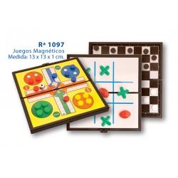 Juegos Magnéticos: 1097