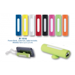 Power Bank: 1510