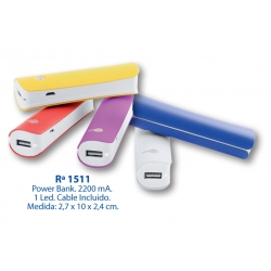 Power Bank: 1511