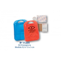 Kit Emergencia: 11235