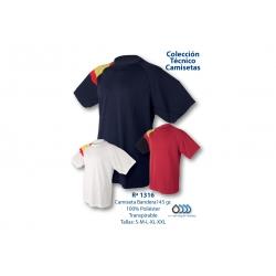 Camiseta: 1316
