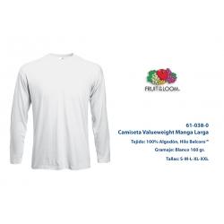 Camiseta Adulto M/L: 610380B