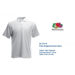 Polo Adulto: 632140B