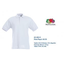 Polo Adulto: 634020B