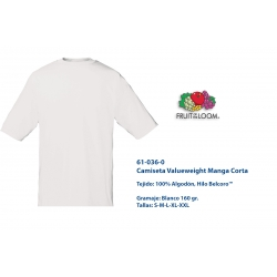 Camiseta Adulto: 610360B