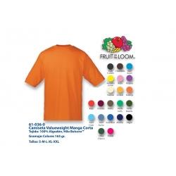 Camiseta Adulto: 610360C