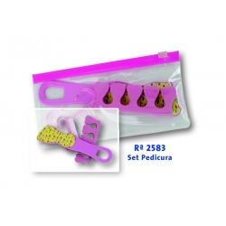 Set Pedicura: 2583